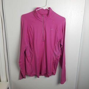 Nike Pullover Track Jacket